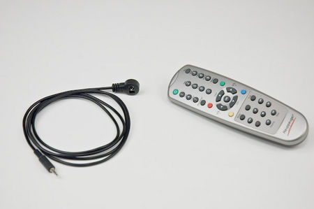 Early Hauppauge remote with receiver